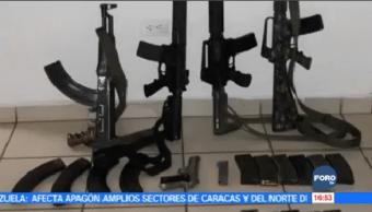 Detiene 4 Presuntos Justicieros Sinaloa Fueron Detenidos