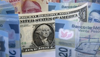 Dólar a la venta en pesos en sucursales bancarias del país