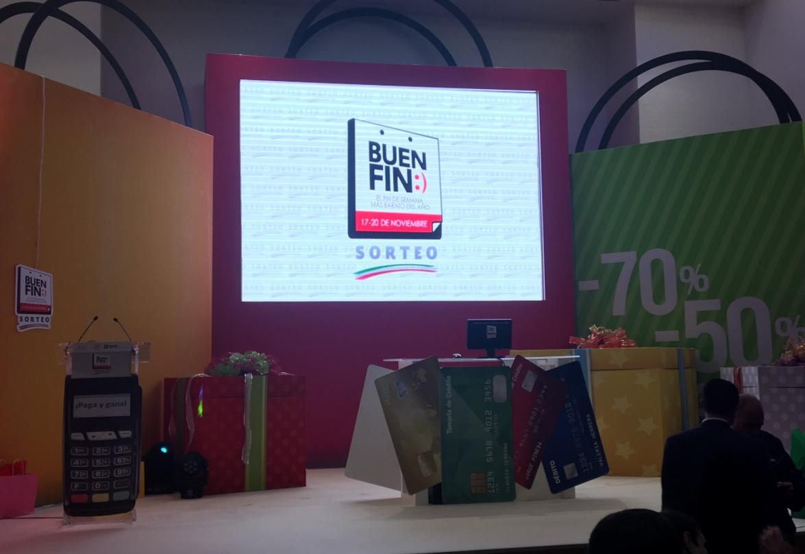 El Buen Fin 2017 no logra su meta de ventas en México