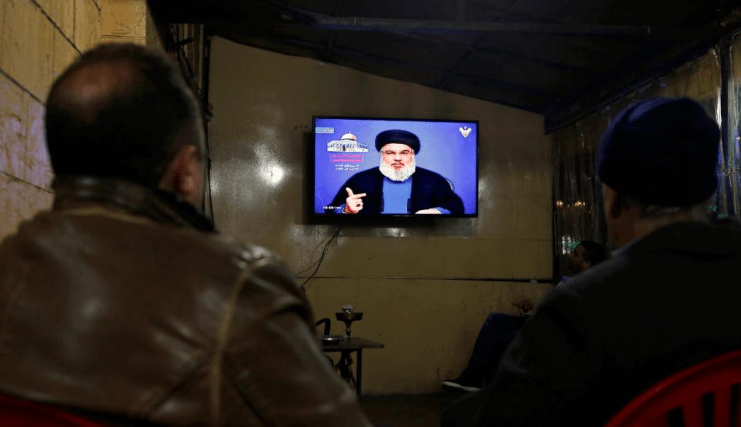 Hezbolá convoca una jornada de protesta por estatuto de Jerusalén