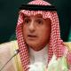 El ministro de Exteriores de Arabia Saudí, Adel al Yubeir