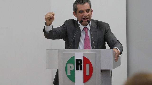 Enrique Ochoa rechaza señalamientos del PAN