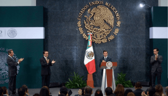 Mikel Arriola renuncia al IMSS, lo sustituye Tuffic Ortega