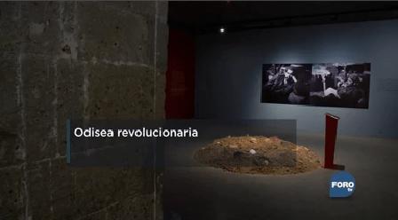 Exhiben Che Odisea Africana Antiguo Colegio De San Ildefonso