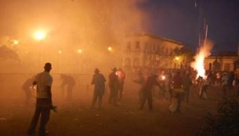 Explosión fuegos artificiales deja 22 heridos Cuba