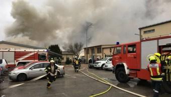 explosion gas terminal austria deja menos 60 heridos