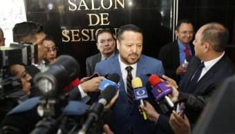 senadores pan y prd desacuerdo candidatura presidencial frente ciudadano