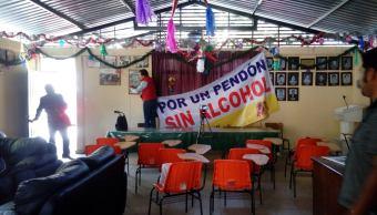 Habitantes de Chilpancingo piden ley seca durante festejo navideño