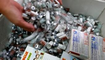 Filipinas suspende aplicación de vacuna contra dengue