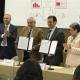 Firma INE convenio de colaboración con la UNAM