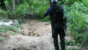 Hallan 3 mil restos óseos en Coahuila