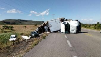 Muere un menor por fuertes vientos en el Istmo de Tehuantepec, Oaxaca