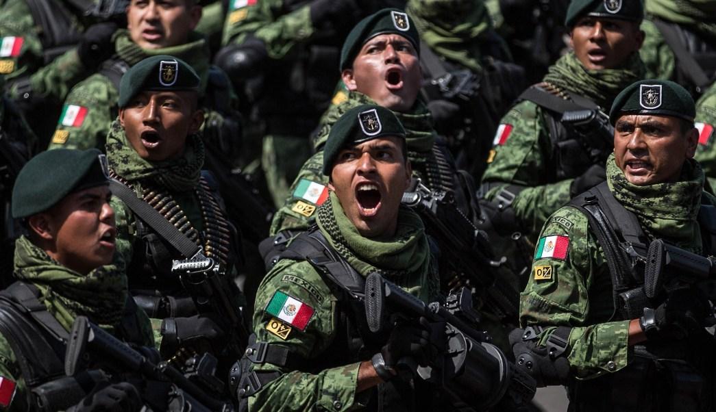 Ejército Marina rechazan amnistía crimen organizado AMLO