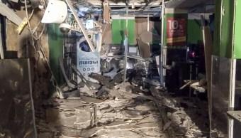 Estado Islámico se adjudica explosión San Petersburgo