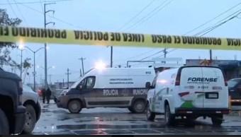 Asesinan a seis hombres en un taller mecánico en Cd. Juárez, Chihuahua