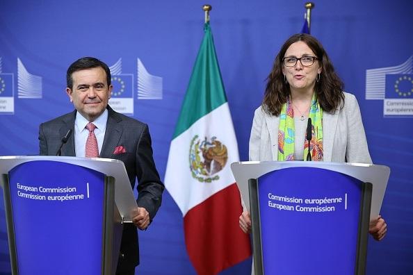 México y la Unión Europea no logran cerrar negociaciones del TLCUEM