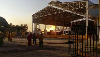 Se registra explosión en estación de compresión de gas en Altamira, Tamaulipas. (Noticieros Televisa)