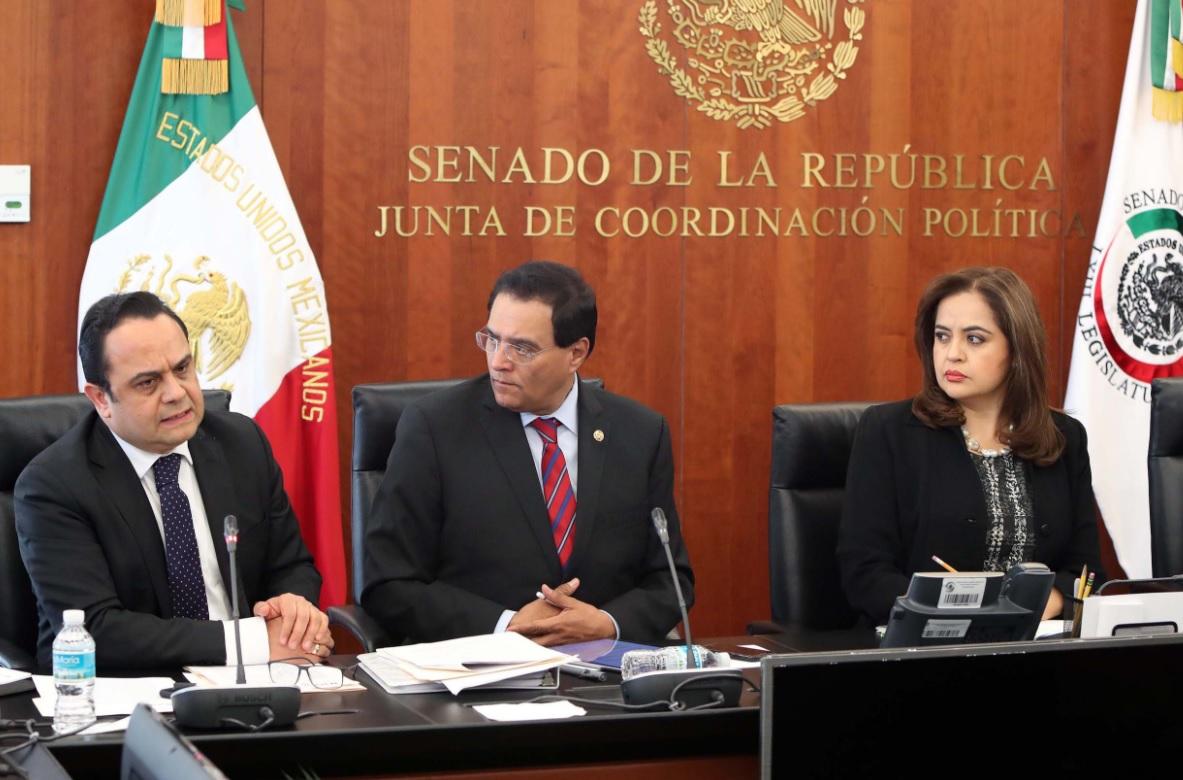 INAI pide a senadores escuchar puntos de vista sobre Ley de Seguridad