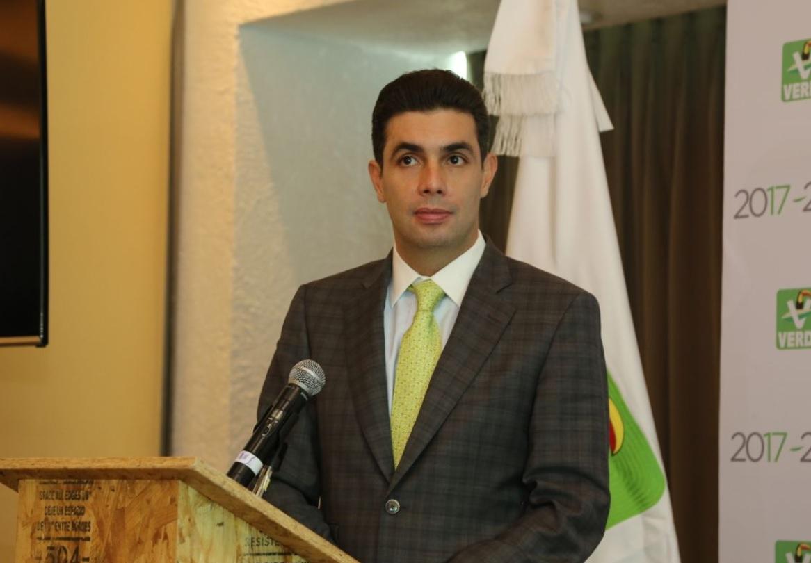 Verde Ecologista respalda a Meade y va con el PRI