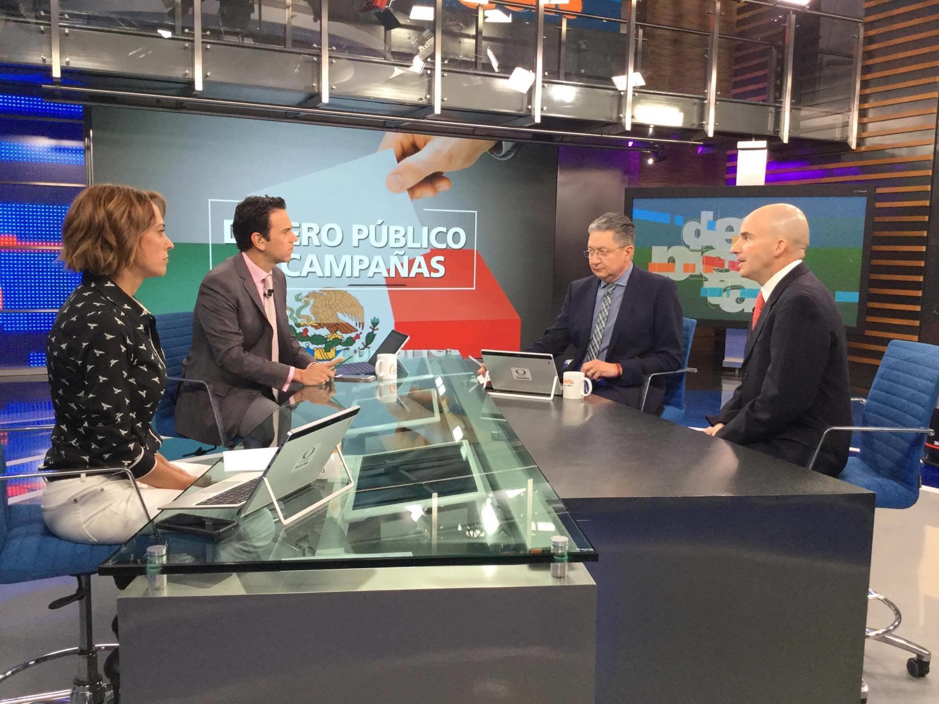 México mantendrá la política económica para dar certidumbre: González Anaya