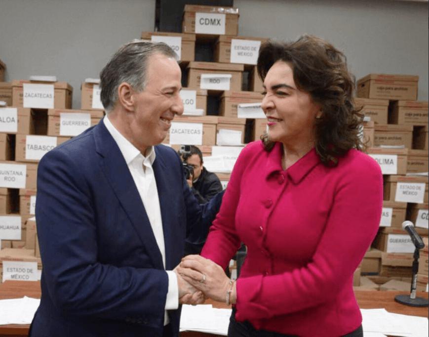Meade es el mejor para representar al PRI en 2018: Ivonne Ortega
