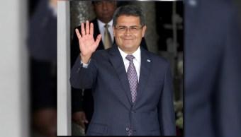 Juan Orlando Hernández presidente electo de Honduras
