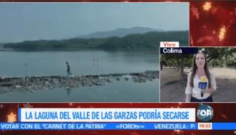 Laguna Valle Garzas Podría Secarse Bertha Reynoso