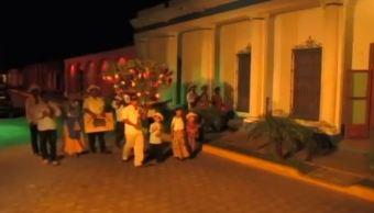 La Rama es la tradición decembrina en Veracruz