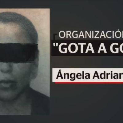 Detienen a la presunta líder del sistema de préstamo exprés 'Gota a Gota'
