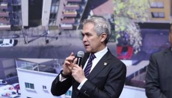 Mancera se pronuncia contra amnistía para infractores propuesta por AMLO