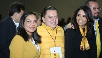 PRD respetará acuerdos para formar el Frente, dice Manuel Granados