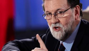 Rajoy agotará legislatura y no ve extrapolable a España resultado de Cataluña