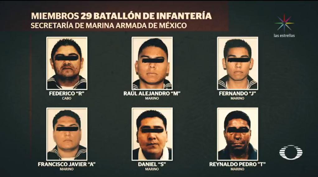 detienen marinos que secuestraron empresario cdmx