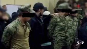 son siete los marinos involucrados en secuestro de empresario en la cdmx