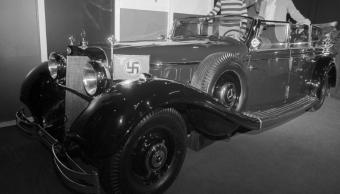 Subastarán Mercedes Benz de 1939 encargado y usado por Hitler