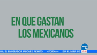 Mexicanos Gastan Aguinaldo Festejos Navideños