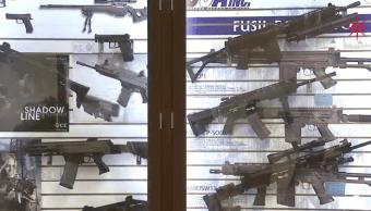 México registra aumento en número de personas que compran armas para protegerse