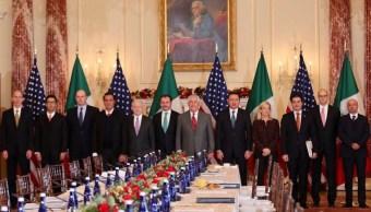 México y EU inician diálogo contra el narcotráfico