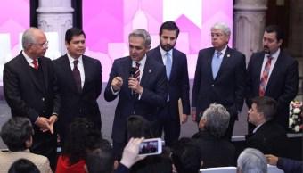 Mancera critica propuesta de Mikel Arriola