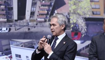 Responde Mancera a Mikel Arriola CDMX