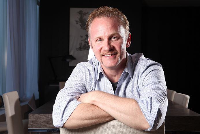 Director Morgan Spurlock admite formar parte del acoso sexual en el cine