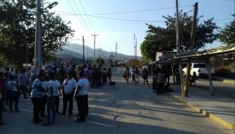 Controlan motín en penal de Las Cruces en Acapulco, Guerrero