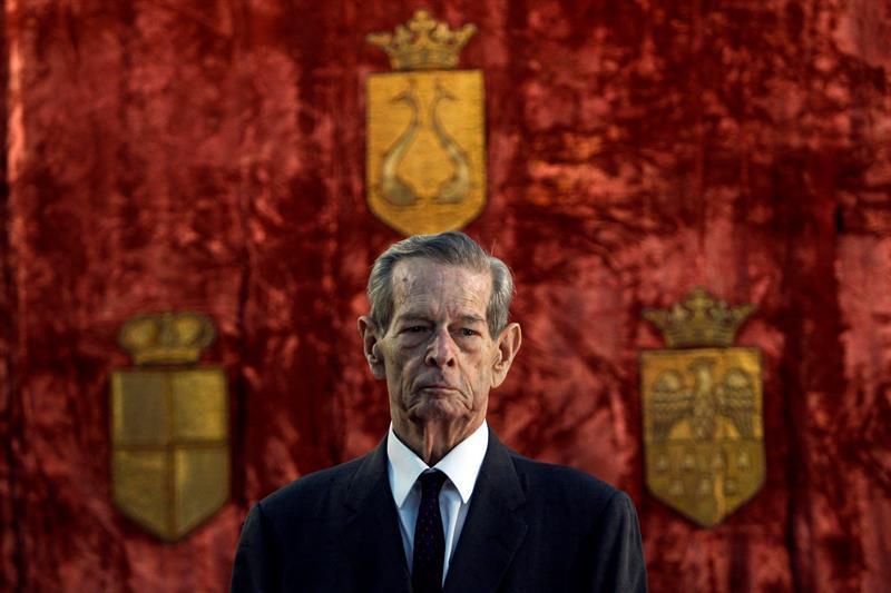 Muere el antiguo rey Miguel I de Rumania