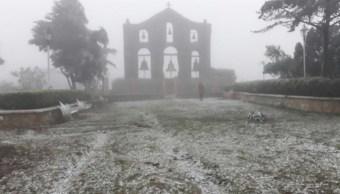 Frente frío mantendrá bajas temperaturas en gran parte del país