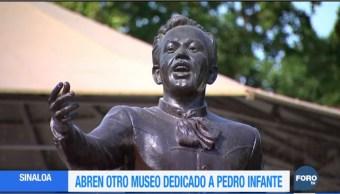 Abren el quinto museo en honor a Pedro Infante en Sinaloa