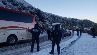 Frente frío número 31 mantiene ambiente gélido en Sonora