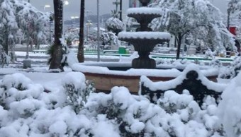 Nuevo frente frío provocará bajas temperaturas en México; habrá nuevas nevadas