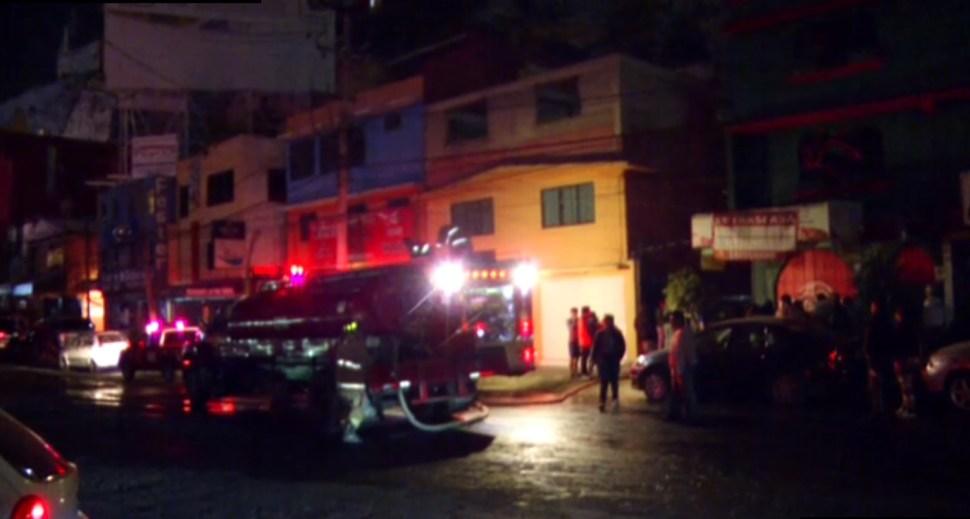 niña muere en incendio dentro de vivienda
