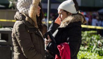 Frente frío 14 provoca temperaturas congelantes en Oaxaca