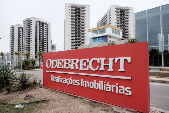 SFP inhabilitó por cuatro años a la empresa Odebrecht
